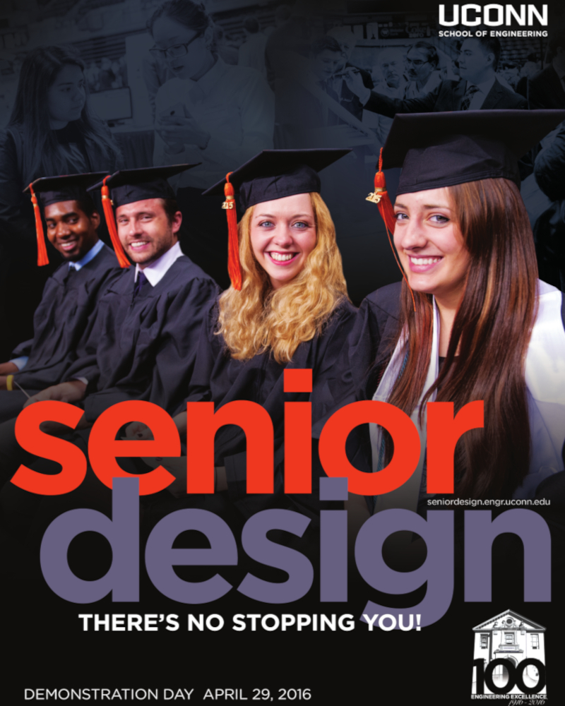 April 2016 Senior Design Brochure