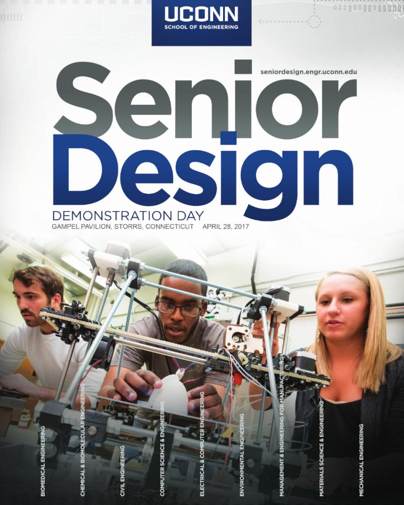 April  Senior Design Brochure